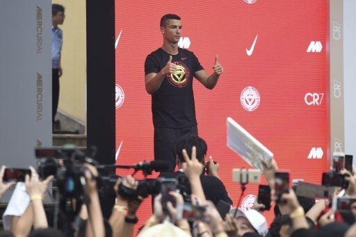 Cristiano Ronaldo ist damit vorbestraft