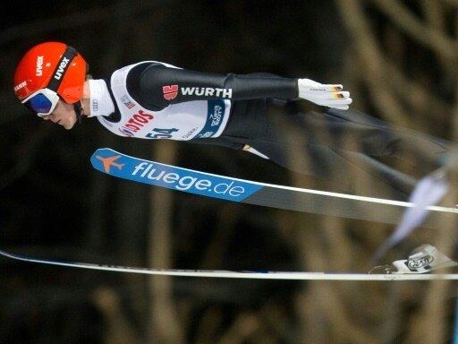 Stephan Leyhe war in Wisla bester DSV-Adler