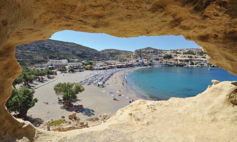 Michael Frese - Deutsche Urlauber lieben Griechenland. Hier die Insel Kreta.