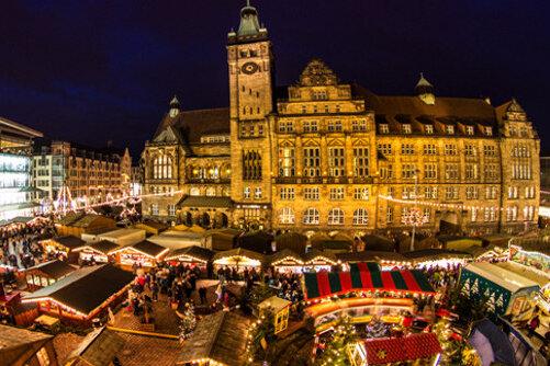 Im Zeitraffer-Video: So schön war der Weihnachtsmarkt in Chemnitz