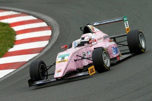 Lirim Zendeli ist vorzeitiger Meister der ADAC Formel 4