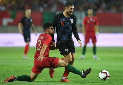 Kroatien und Portugal trennen sich mit einem 1:1