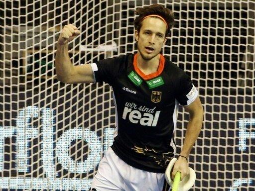 Grund zum Jubeln: Marco Miltkau erzielte drei Treffer