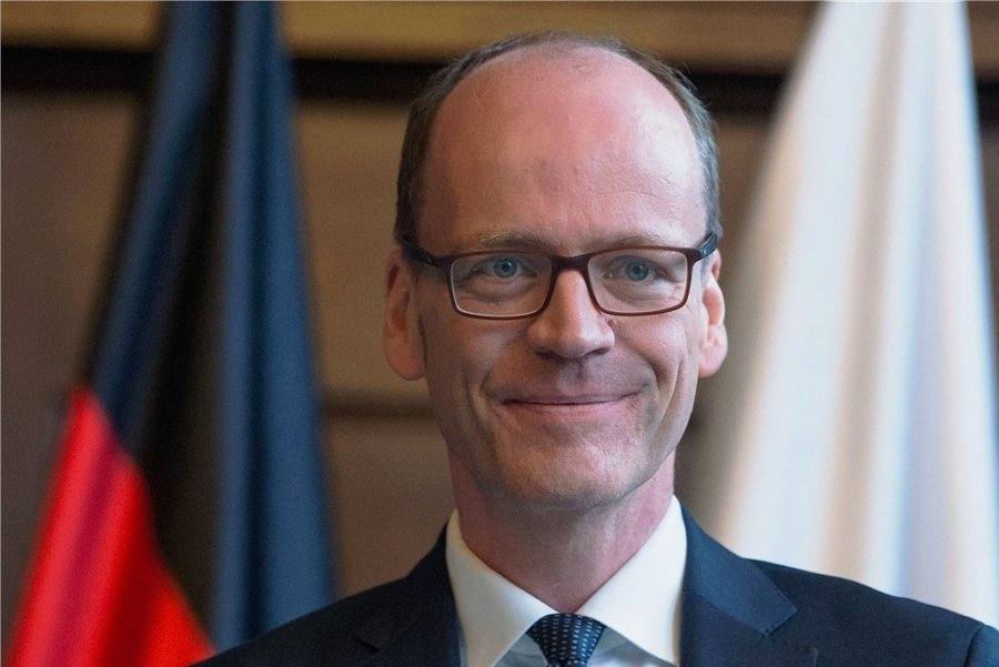 Matthias Haß, früherer sächsischer Finanzminister.