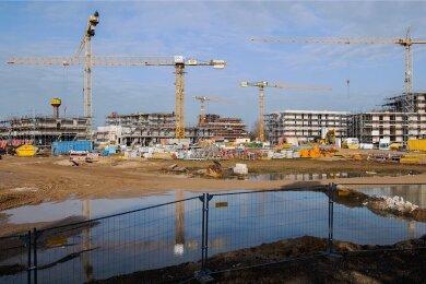 Gefragtes Gut: Neubauwohnungen.
