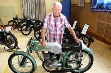 Der ehemalige Rennfahrer auf zwei und vier Rädern, Dietmar Graupner, feiert am Dienstag seinen 85. Geburtstag.