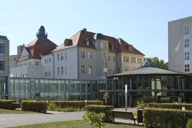 Das Glauchauer Rudolf-Virchow-Klinikum reagiert auf die aktuelle Situation in der Pandemie. Mehrere Teilbereiche wurden bereits zusammengelegt.