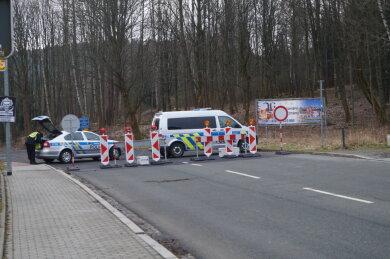 Am Montag wird der Grenzübergang an der Graslitzer Straße in Klingenthal wieder geöffnet, und zwar täglich von 5 bis 23 Uhr.