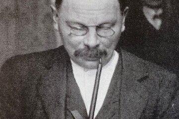 August Albert Schlott (1855-1939).