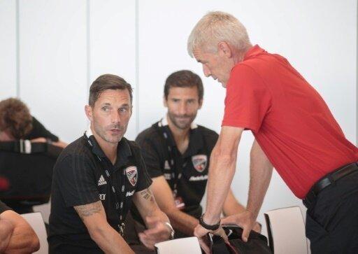 Trainer Leitl hofft auf den Verbleib von Stürmer Lezcano