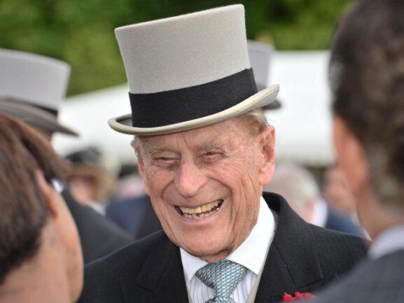 Prinz Philip hat einen ganz speziellen Humor.