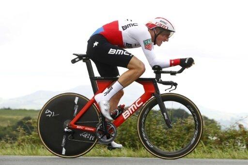 Stefan Küng hat die zweite Etappe gewonnen
