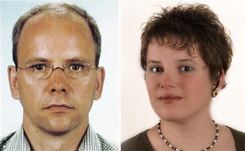 Die Experten: Dr. Christoph Klug und Mandy Turreck