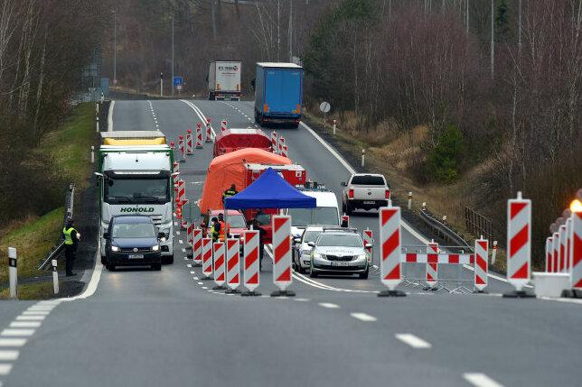 Tschechien schließt die Grenzen für Deutsche und andere Europäer