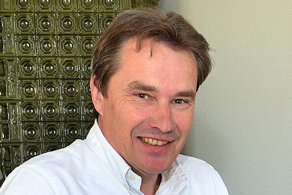 Mittweidas Oberbürgermeister Ralf Schreiber.