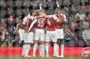 Arsenal besiegt Sporting Lissabon mit 1:0