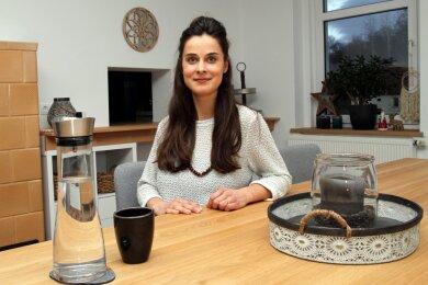 Lisa Heinig ist vegane Ernährungsberaterin und gibt ihr Wissen weiter. Wegen der Corona-Pandemie kann sie im Moment aber keine Kurse durchführen.
