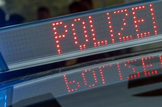 Plauen: Betrunkener Unfallfahrer flüchtet zu Fuß