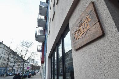 An der Elisenstraße empfing die Bar No. 10 seit April 2018 Gäste. Am Freitag hatte sie zum letzten Mal an diesem Ort geöffnet.