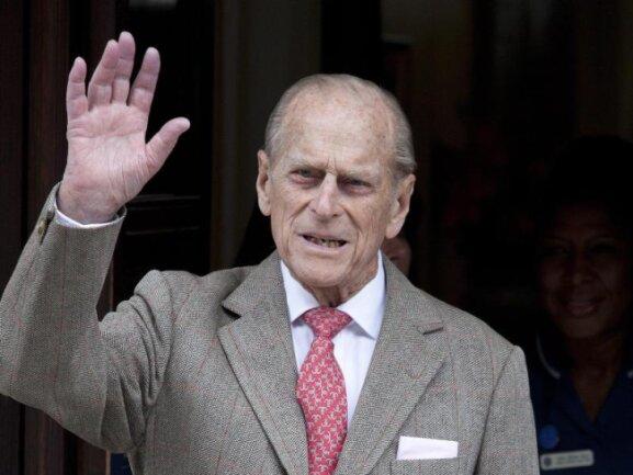 Prinz Philip feiert seinen 99. Geburtstag.