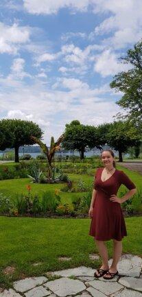 Tabea Müllers ausgezeichnetes Wettbewerbsprojekt ist auf Landesgartenschau in Überlingen am Bodensee zu sehen.