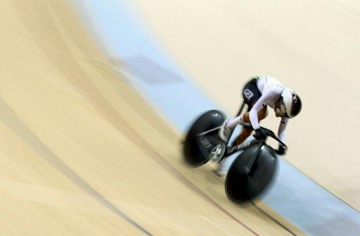 Anna Knauer gewann überraschend die Silbermedaille
