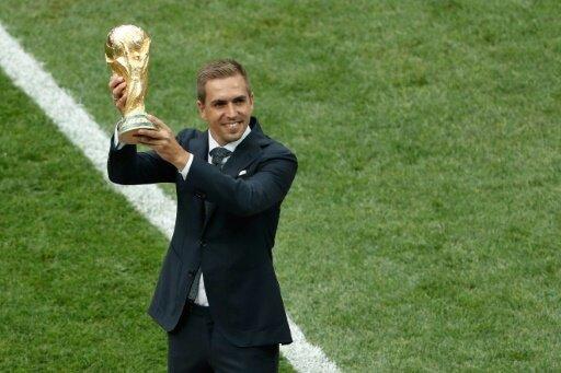 Philipp Lahm wurde als Legende des Sports ausgezeichnet