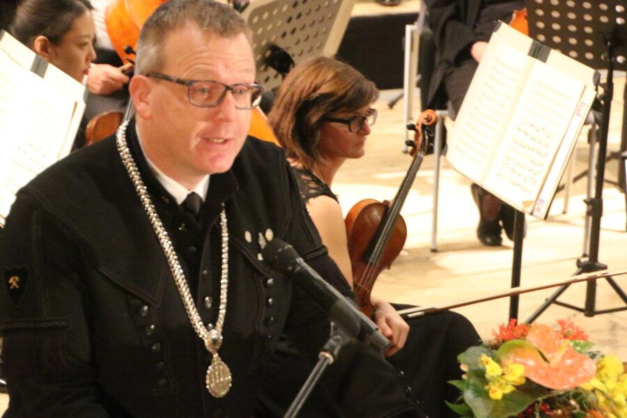 Oberbürgermeister Sven Krüger.