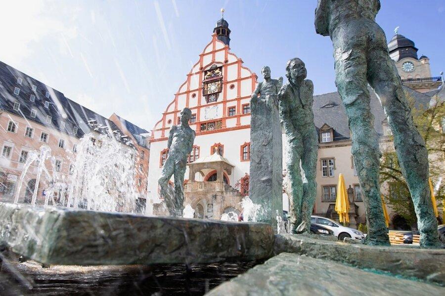 Plauen wählt am 13. Juni einen neuen Oberbürgermeister.
