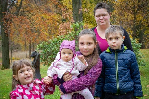 Hilfe für Familie Lojewski