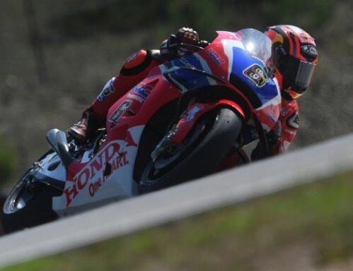 Bradl landete in Malaysia auf dem 13. Platz