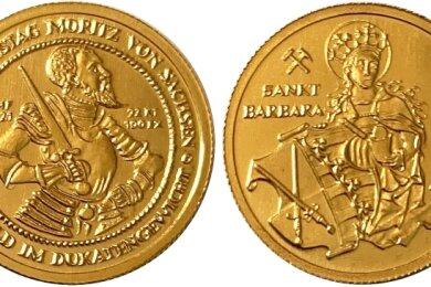 Ideengeber und Gestalter für die Goldprägung ist Lothar Schumacher, der stellvertretende Vorsitzende der Freiberger Münzfreunde. Die Dukaten wurden rechtzeitig zum Geburtstag des Kurfürsten verausgabt.