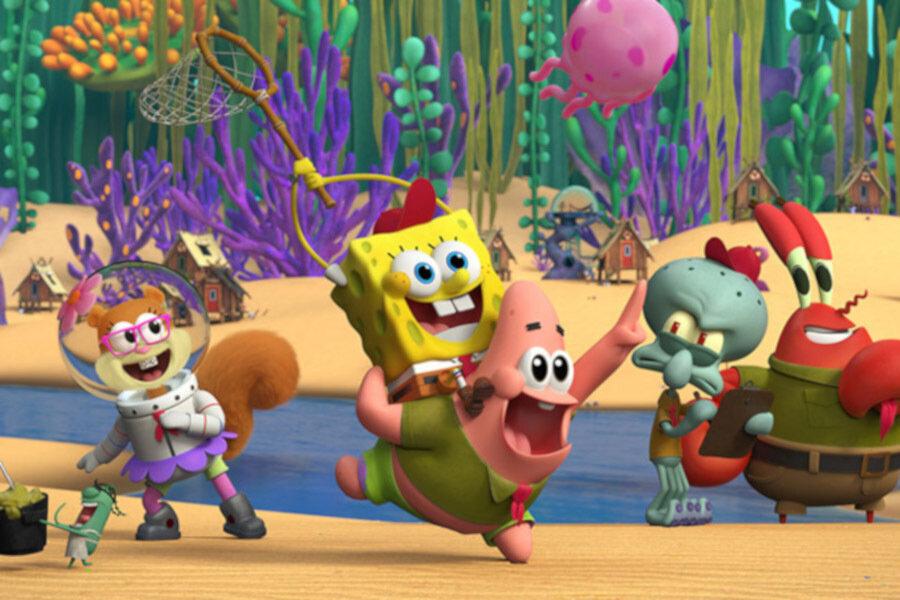 Kamp Koral - SpongeBobs Kinderjahre.