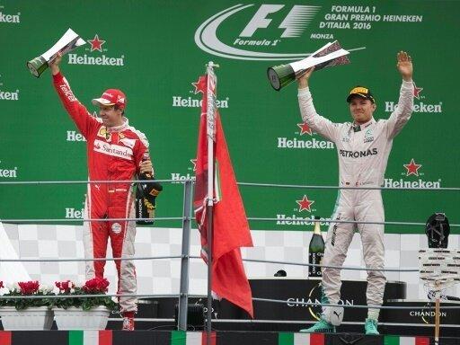 Die Pressestimmen zu Rosbergs Sieg in Monza