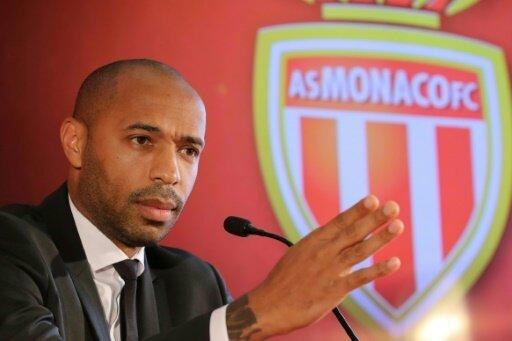 Henry wurde als neuer Coach der AS Monaco vorgestellt