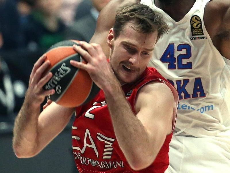 Wechselt in die Basketball-Bundesliga zu ratiopharm UlM: Der Slowene Zoran Dragic.