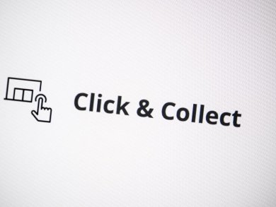 Im Netz bestellen, am Laden abholen: So läuft das Einkaufen immer häufiger, gerade im Lockdown.
