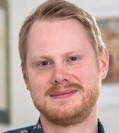 FredericGünther - Geschäftsführer des Kunsthandwerkerverbandes