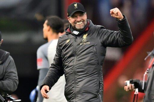 Jürgen Klopp erobert mit den Reds die Tabellenspitze