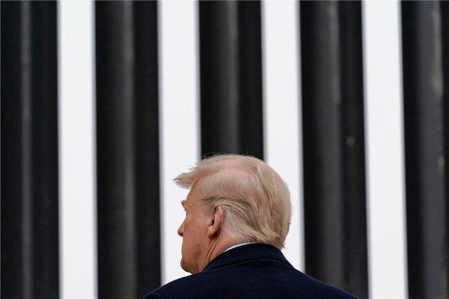 Am Mittwochmittag scheidet US-Präsident Donald Trump nach vier Jahren aus dem Amt. Bei der Amtseinführung seines Nachfolgers Joe Biden wird er nicht anwesend sein - das gab es in den letzten 150 Jahren nicht.
