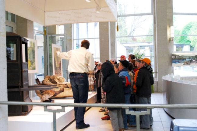 Mit seinen pädagogischen Konzept werden nicht nur spannende, sondern auch lehrplanrelevante Museumsbesuche ermöglicht und junge Menschen für das Sächsische Bademuseum begeistert.