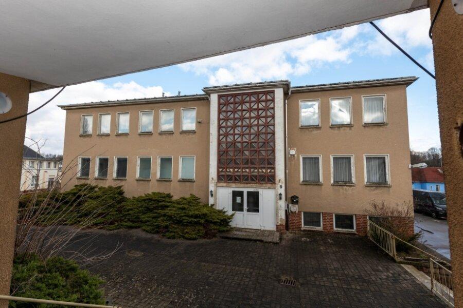 Das ehemalige Kulturhaus von Stern Radio ist schon lange Zeit kein Hort des gesellschaftlichen Lebens mehr. Das Gebäude, eine städtische Immobilie, soll abgerissen und das Umfeld neu gestaltet werden.