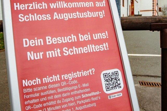 Augustusburg will Lockdown-Ausstiegsprojekt fortsetzen - und erweitern