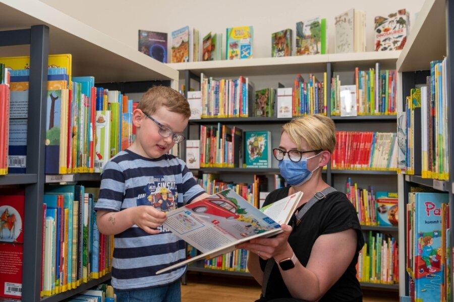 Leseratten dürfen wieder stöbern