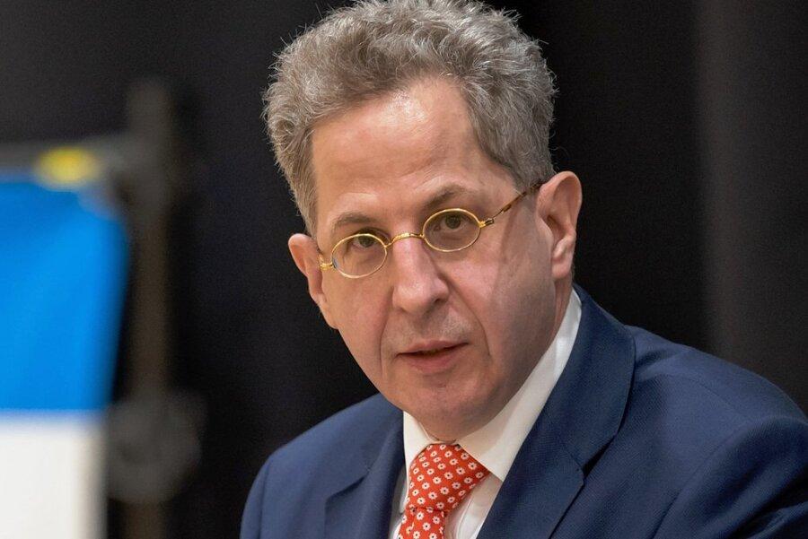 Tritt für die CDU bei der Bundestagswahl in Südthüringen an: Hans-Georg Maaßen.
