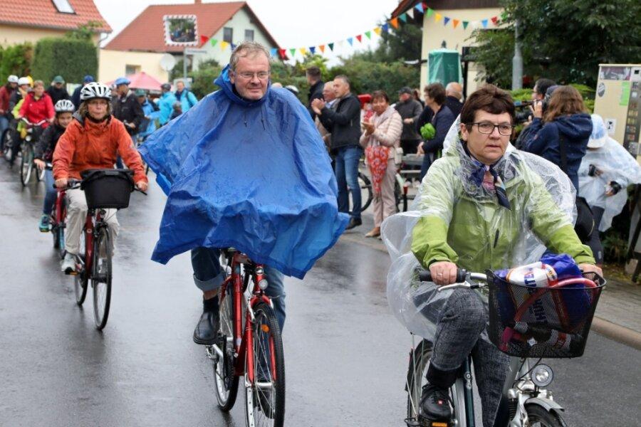 Im Dennheritzer Ortsteil Niederschindmaas gehen am Sonntag gegen 10 Uhr die ersten Teilnehmer auf die Strecke. Vom großen Volksfest der Vorjahre ist die 26. Auflage aber weit entfernt.