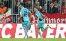 Lucas Höler (r.) traf in München zum 1:1 Endstand