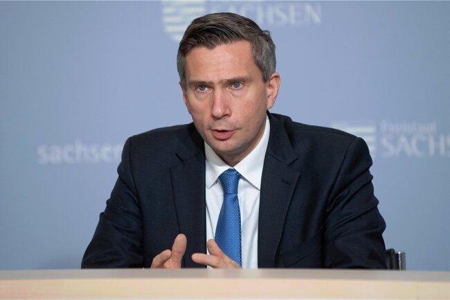 Wirtschaftsminister in Sachsen (SPD)