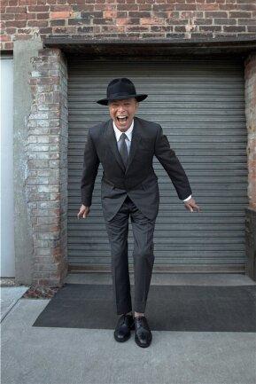 Erdling: David Bowie.