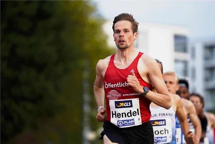 Sebastian Hendel - Leichtathlet